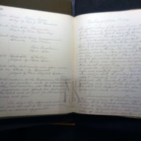 1892-1893 Meeting Minutes · The Woman's Literary Club of