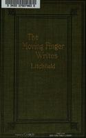 Moving Finger Writes, The