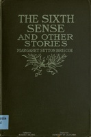 Sixth Sense, and Other Stories, The