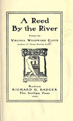 Title page, A Reed by the River