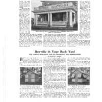 Boyville in Your Back Yard: The Canvas Bungalow and its suggestion for Suburbanites