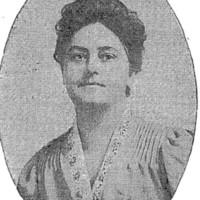 Thruston, Lucy Meacham--Mrs. Julius