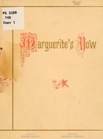 Marguerite's Vow