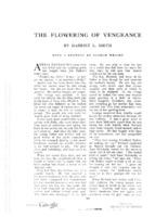 Flowering of Vengeance