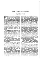 Lamp of Psyche, The