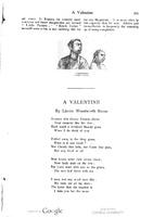 Valentine, A
