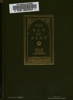 Nun of Kent; a Drama in Five Acts, The