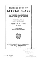 Harper's Book of Little Plays